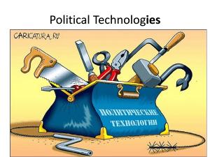 Political Technologies