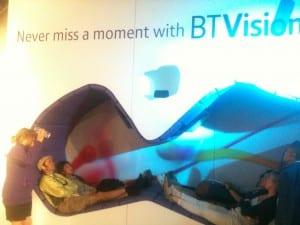 TV Pods at BT London Live, Hyde Park