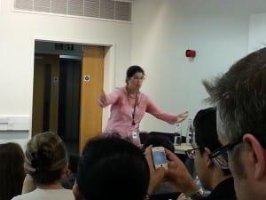 Tracey Tokuhama-Espinosa at UCL