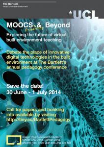 MOOCS,E-Learning&Beyond