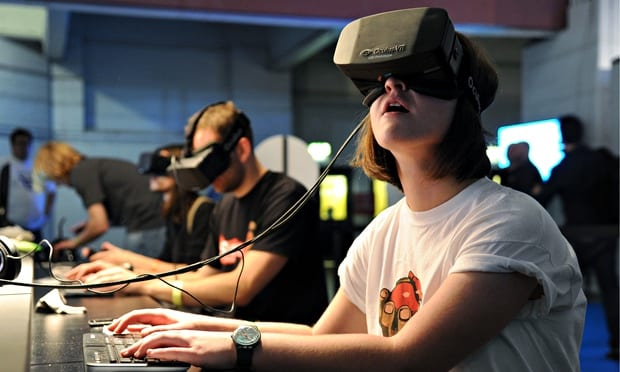 Oculus Rift released in 2012