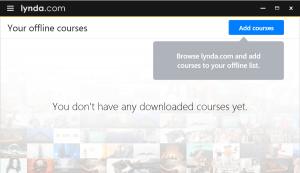 Lynda Offline App