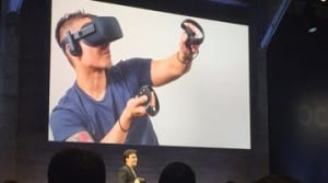 Oculus Touch - Coming Q1 2016