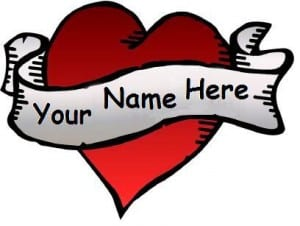 Your Name here - Image credit Mike Licht, NotionsCapital.com