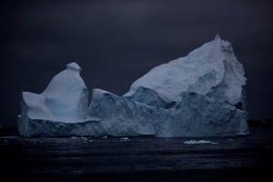 Iceberg in Chilean Antarctica