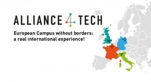 UCL Engineering has partnered with European insitutions for the Alliance4Tech