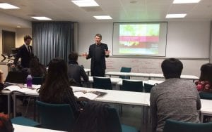 Professor John Holden is encouraging UCL students to apply for the Yenching Academy scholarship