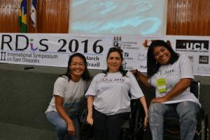 International Symposium on Rare Diseases 2016