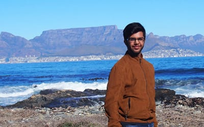 moiz paracha in cape town
