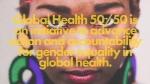 Global health 50 50