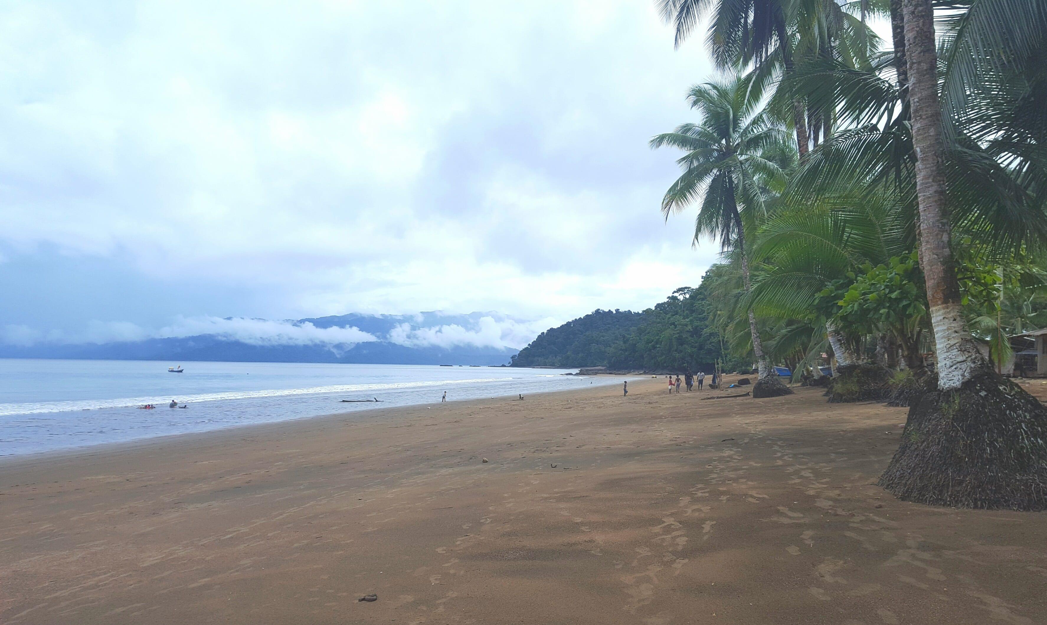 The community of Playa Potes, Chocó
