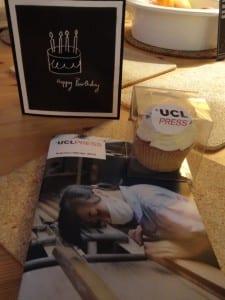 UCL Press: 1st birthday