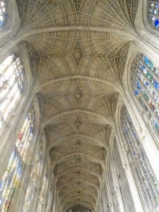 King's College Cambridge: Chapel