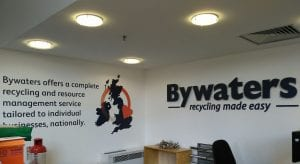 Bywaters Reception