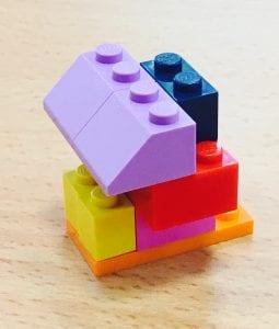 My Lego duck