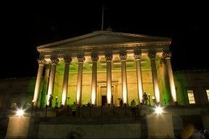 Portico green light