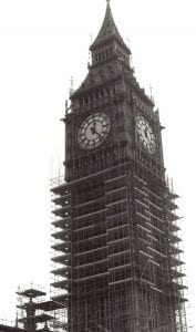 big ben scaffolding (2)