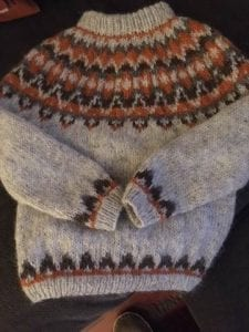 Icelandic jumper
