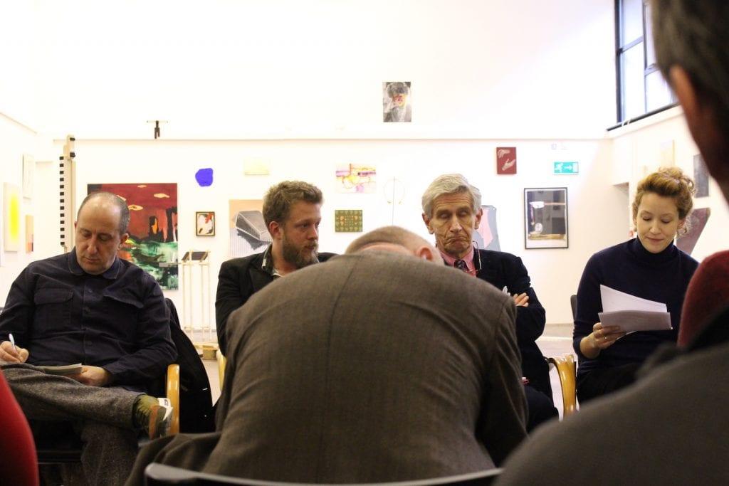 Faith Symposium Panel