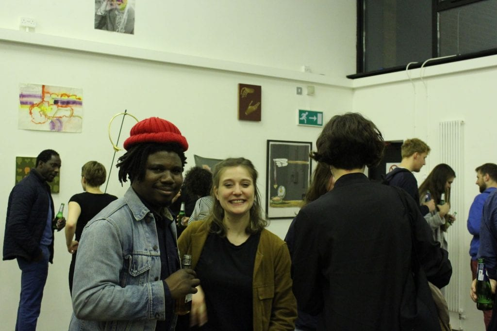 Faith, Private view, March 2017