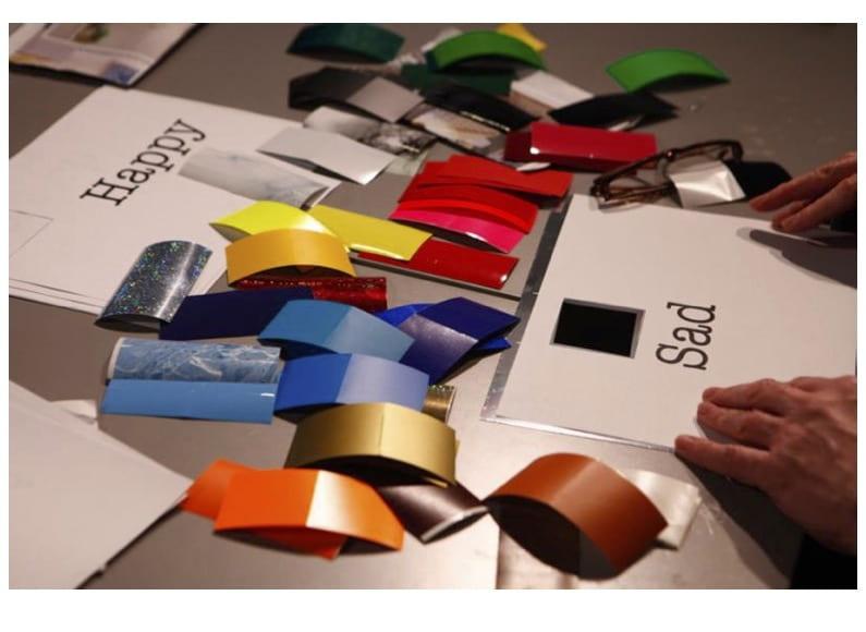 Colour & Emotion invitation image