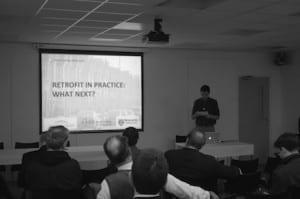 Retrofit in practice: what next?1