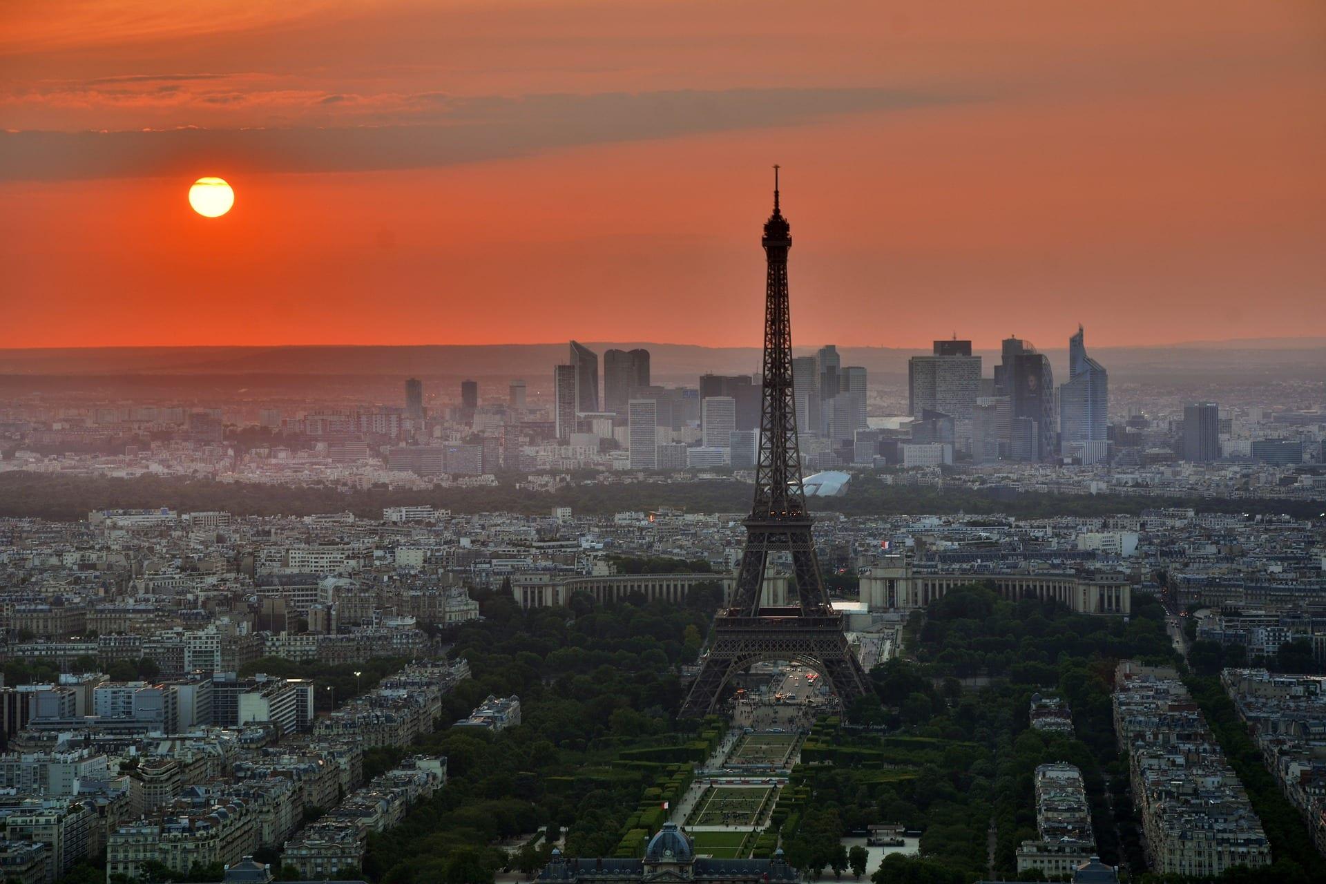Paris - CC0 Public Domain - Unsplash