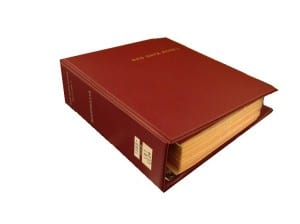 Red Data Book Vol 1 Mammalia (1966)