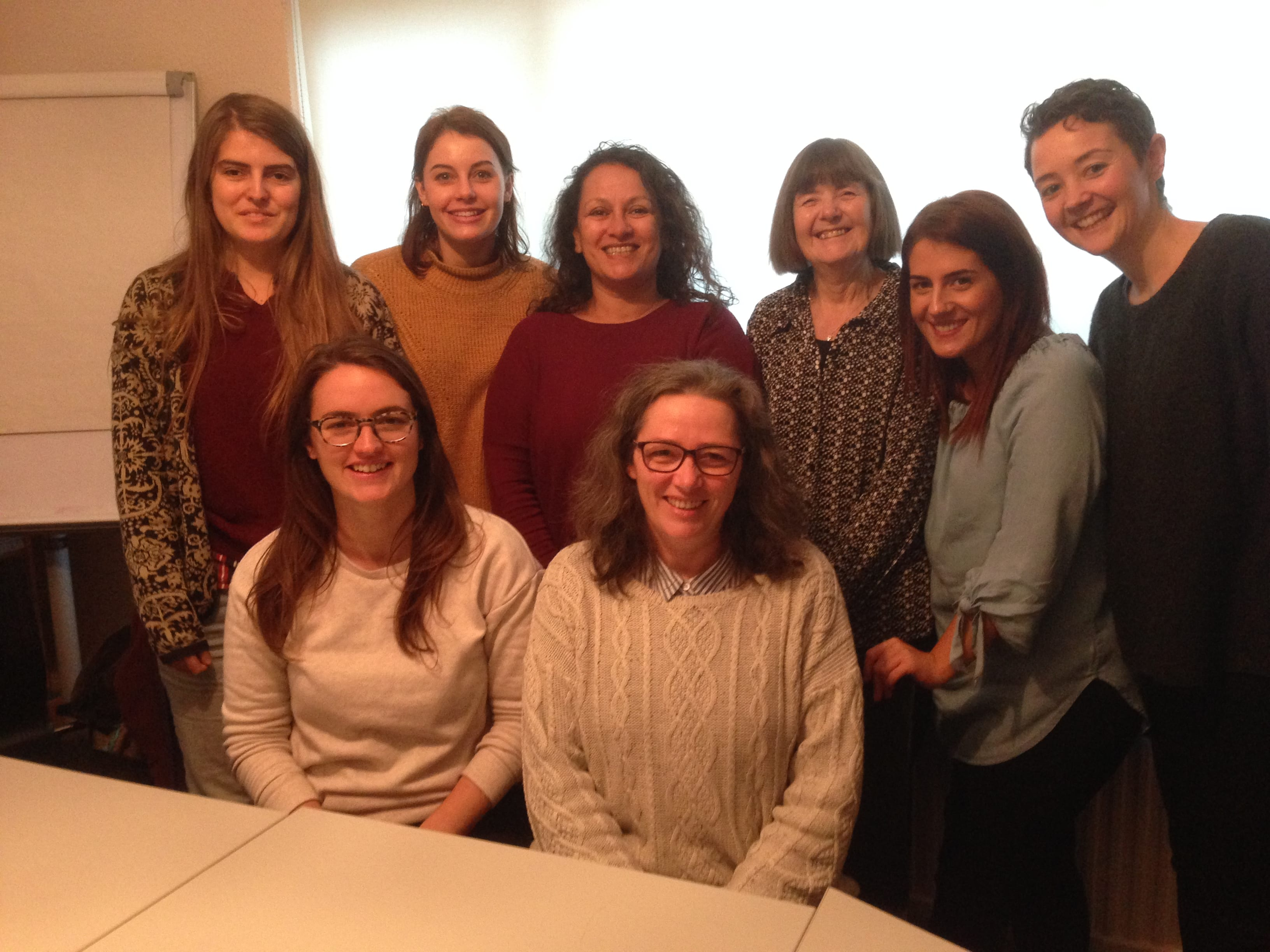 The Aternatives Trust/UCL team