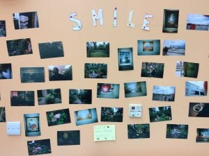 photos with caption 'smile'