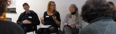 Co-production event: Teasing out the Tensions