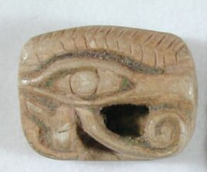Image of artefact - Eye of Horus.