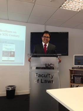 Gonzalo Ramírez at UCL