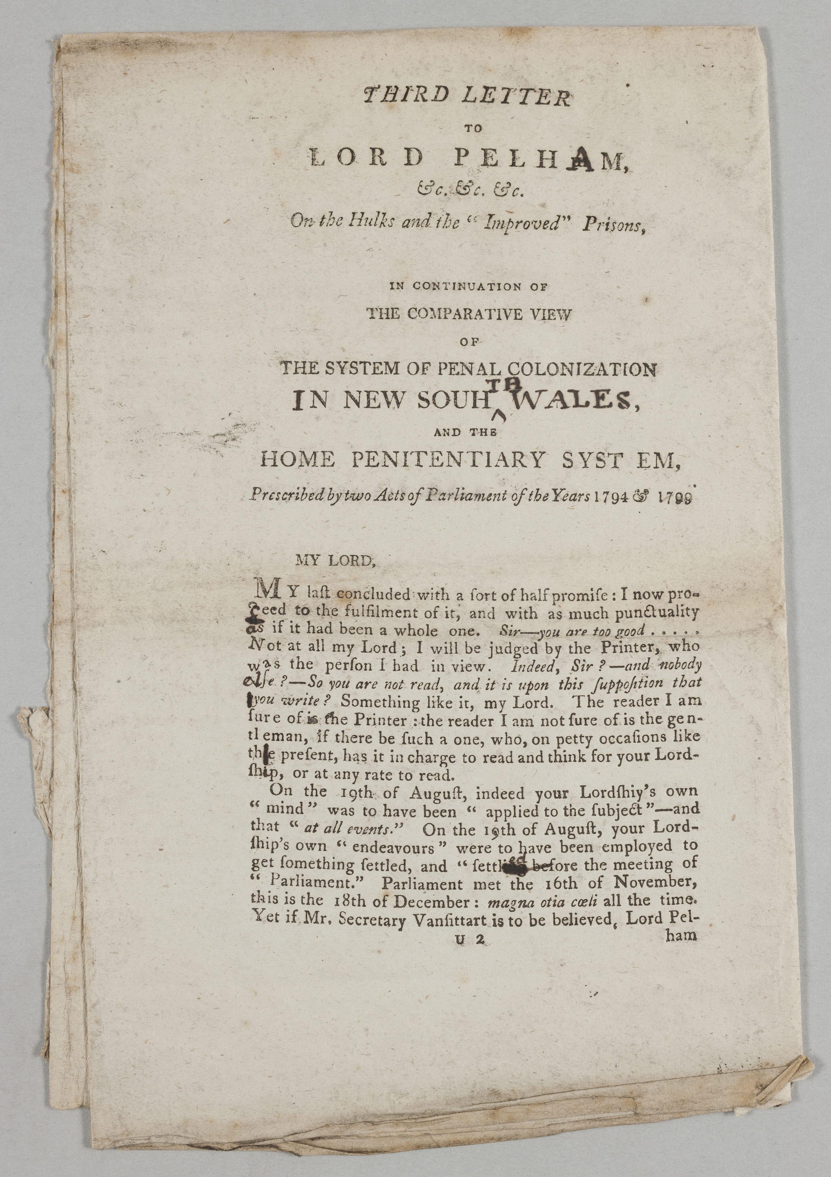 Uncategorized | UCL The Bentham Project