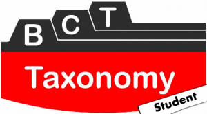BCT Taxonomy student site logo