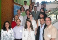 Blue carbon Initiative Scientific Working Group. Photo courtesy of Conservation International.