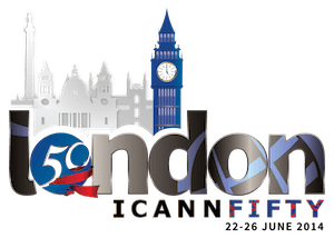 Iimg: ICANN London meeting logo