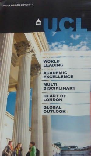 UCL: London's Global University