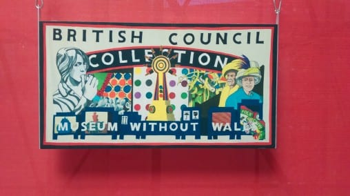 British Council poster