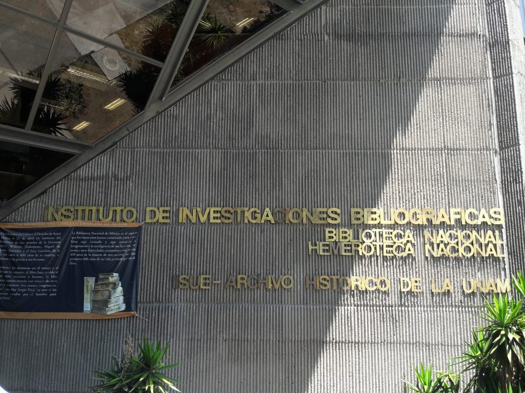 The National Library of Mexico