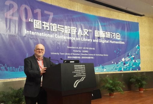 Shenzhen conference photo