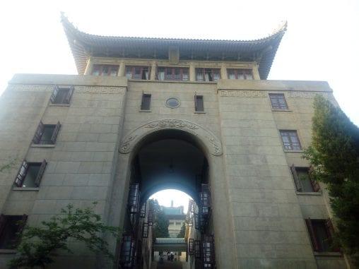 Wuhan University Castle