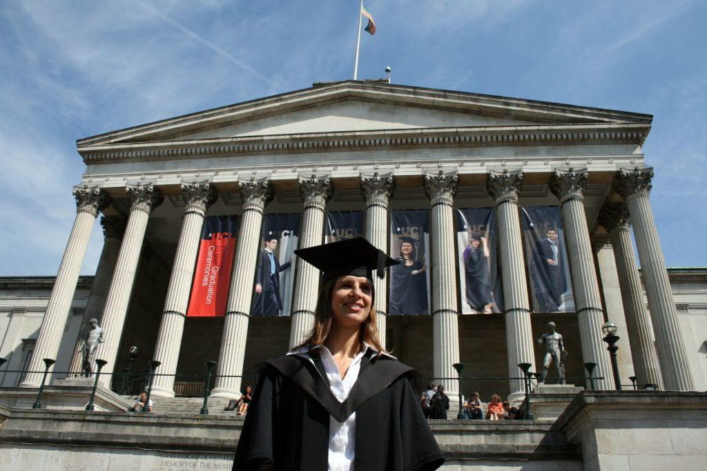 Vera at Graduation 2011