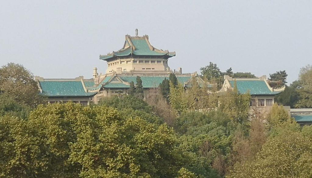 University Wuhan Castle