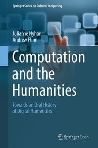 Cover image of Nyhan and Flinn's Computation and the Humanities