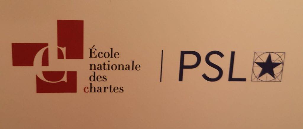 I'École Nationale des Chartes