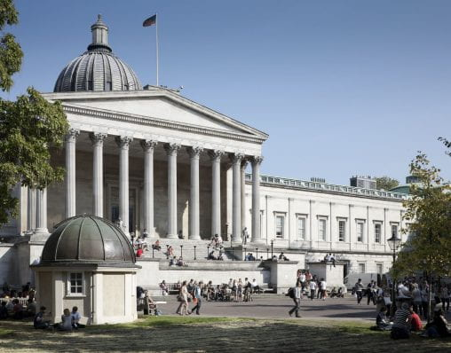 Image of UCL Campus