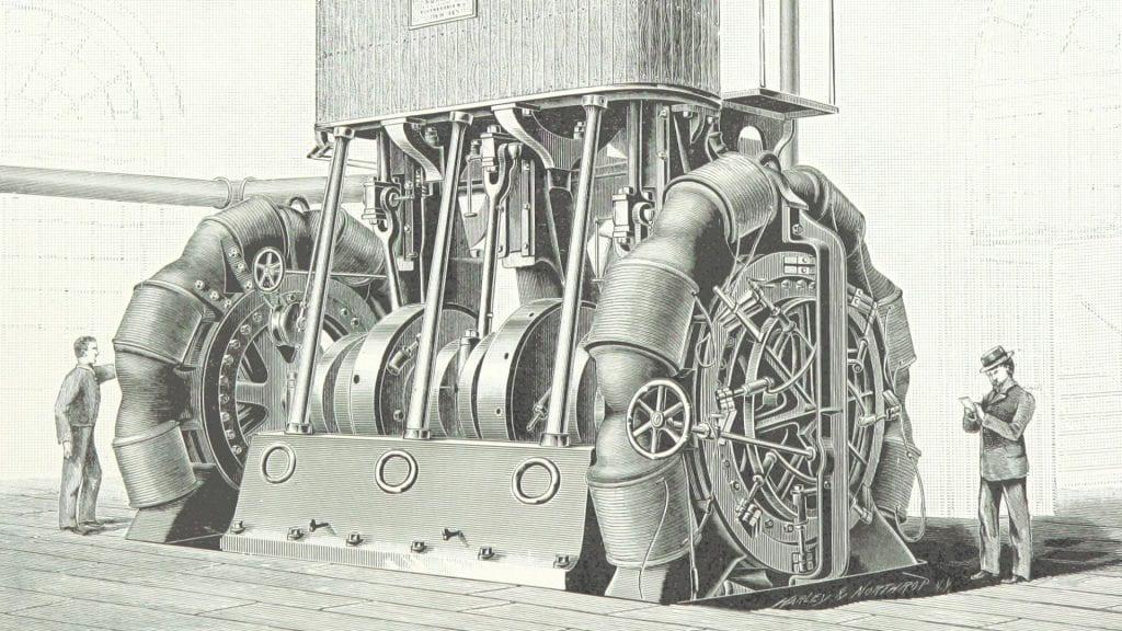 Edison multipolar dynamo