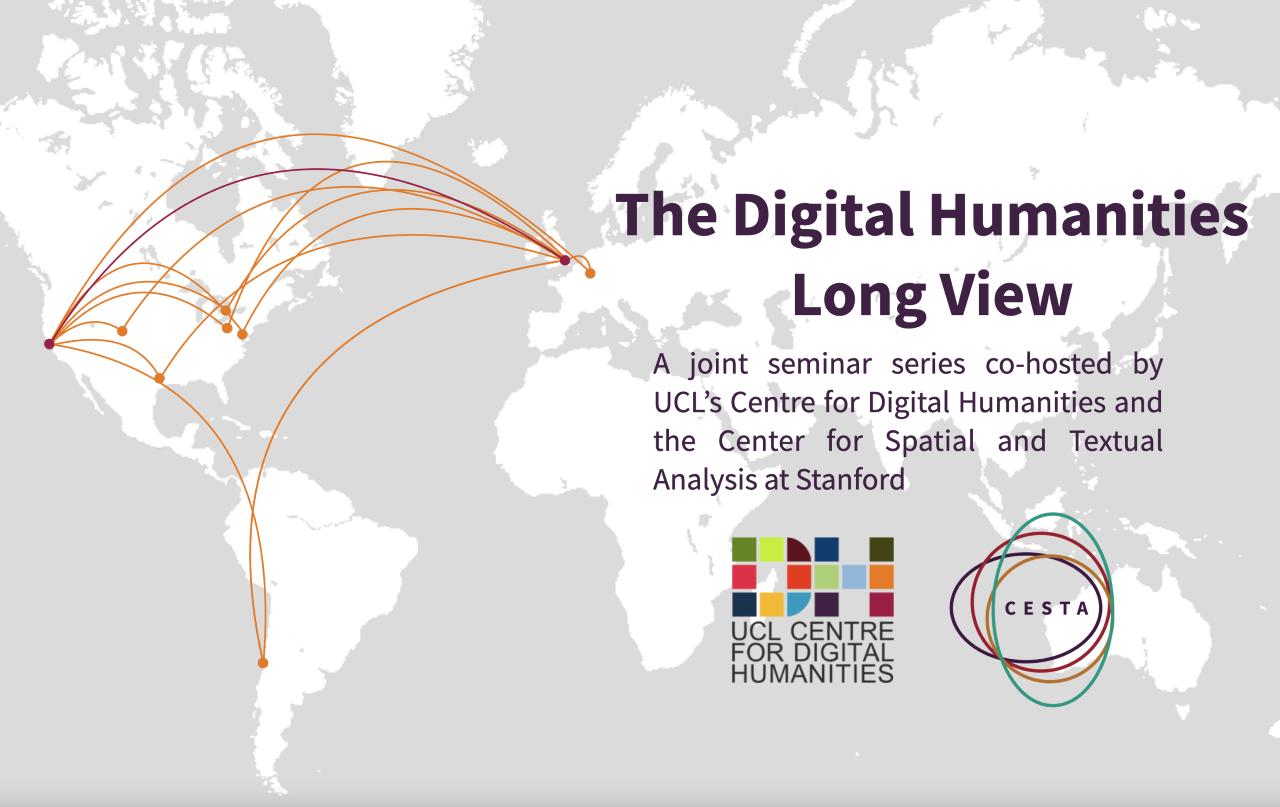 Logo of the Digital Humanities Longview seminar
