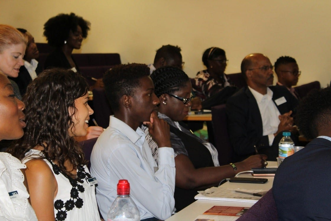 Another Scintillating Amos Ambitions Event at UCL!